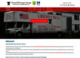 libertybellmoving.com