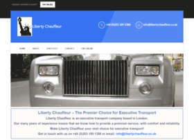 libertychauffeur.co.uk