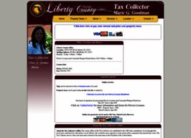 libertycountytaxcollector.com