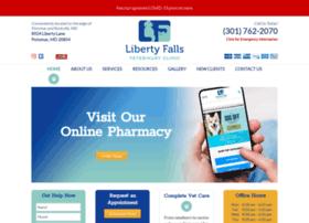 libertyfallsvet.com