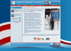libertyfishingcharters.com