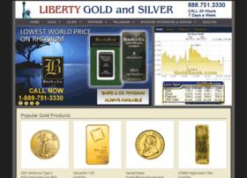 libertygoldandsilver.com