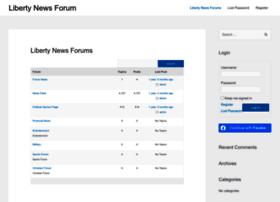 libertynewsforum.com