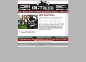 libertyrentsboston.com