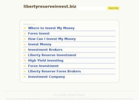 libertyreserveinvest.biz