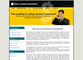 libertyreserveinvestments.com