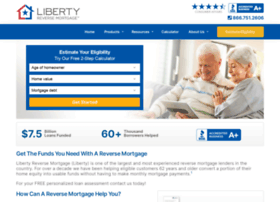 libertyreversemortgage.com