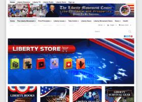 libertystore.thelibertymovementcenter.com