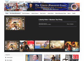 libertytv.thelibertymovementcenter.com