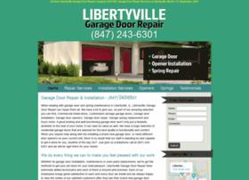 libertyvillegaragedoorrepair.biz