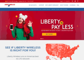 libertywireless.com