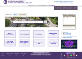libguides.chatham.edu