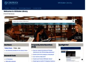 libguides.chowan.edu