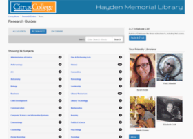 libguides.citruscollege.edu