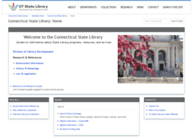libguides.ctstatelibrary.org