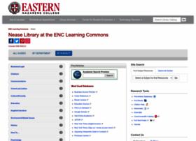 libguides.enc.edu