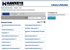 libguides.hawkeyecollege.edu