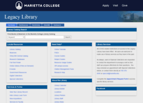 libguides.marietta.edu