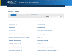 libguides.marquette.edu