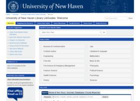 libguides.newhaven.edu