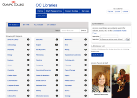 libguides.olympic.edu