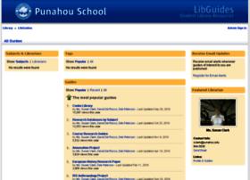 libguides.punahou.edu