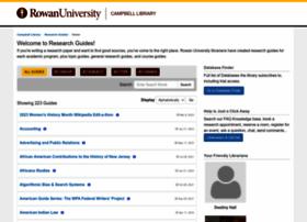 libguides.rowan.edu