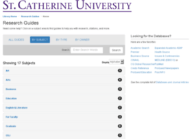 libguides.stkate.edu