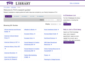 libguides.tcu.edu