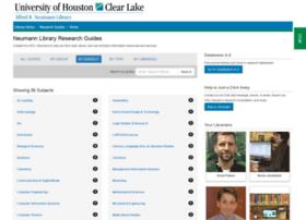 libguides.uhcl.edu