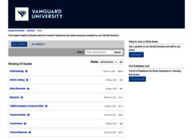 libguides.vanguard.edu