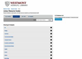libguides.westmont.edu