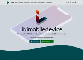 libimobiledevice.org