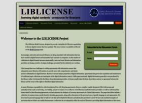 liblicense.crl.edu