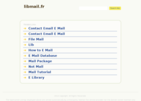 libmail.fr