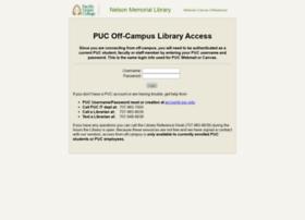 libproxy.puc.edu