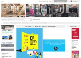 librairie-agora.com
