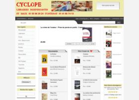librairie-cyclope.com