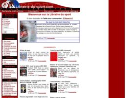 librairie-du-sport.net