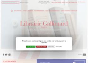 librairie-gallimard.com