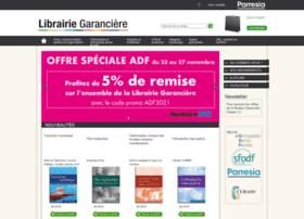 librairie-garanciere.com