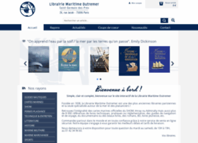 librairie-maritime.com