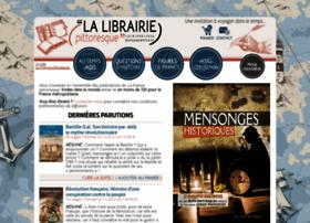 librairie-pittoresque.com