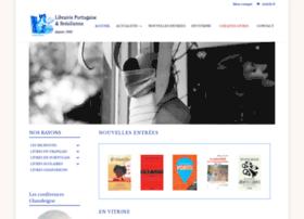 librairie-portugaise.com