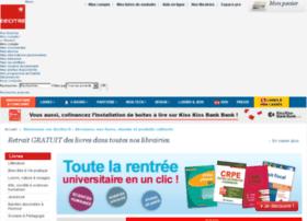 librairie.decitre.fr