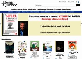 librairieduquebec.fr
