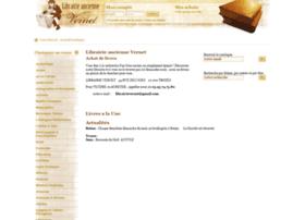 librairievernet.com