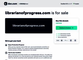 librarianofprogress.com