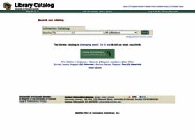 libraries.colorado.edu