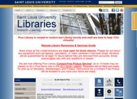 libraries.slu.edu